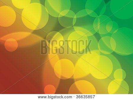 Abstract Bokeh