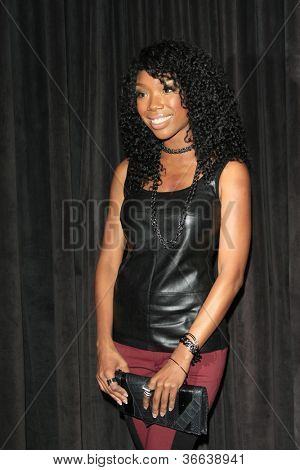 LOS ANGELES - AUG 28:  Brandy Norwood arrives at