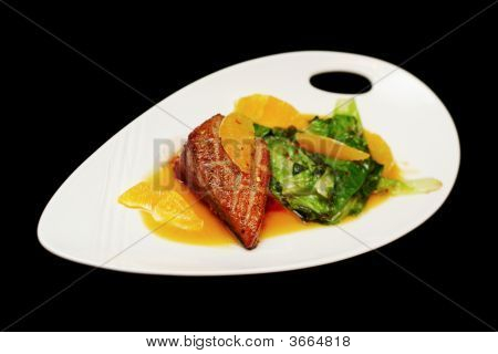 Roasted Duck Breast Fillet