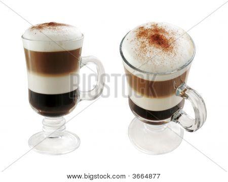 Multi-Layered Coffee