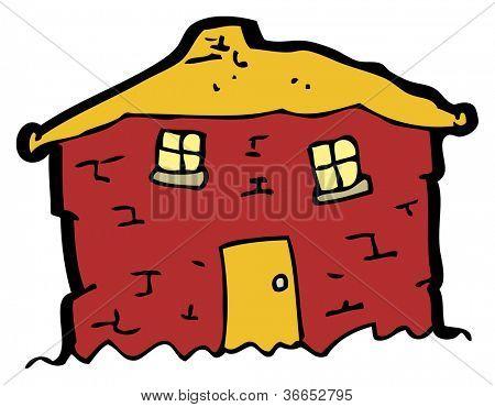 Foto de una casa animada - Imagui