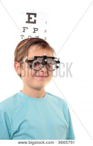 Child Vision Checkup