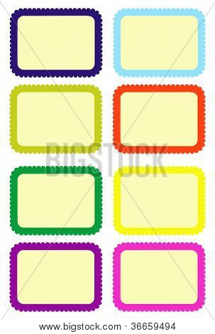School color stickers