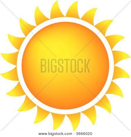 Wetter Icon sun