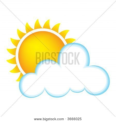 Sunny With Clouds