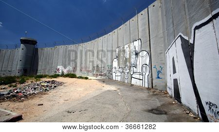 BETHLEHEM, OCCUPIED PALESTINIAN TERRITORIES - JUNE 19