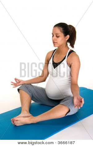 Pregancy Fitness Meditation