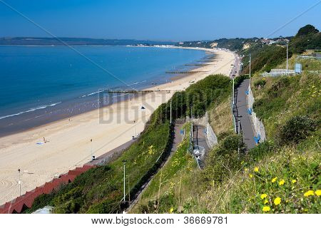 Bournemouth Beach To Sandbanks