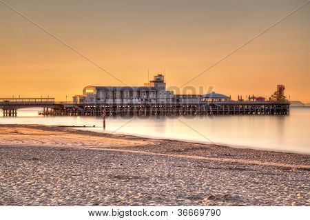 Bournemouth Pier Sunrise