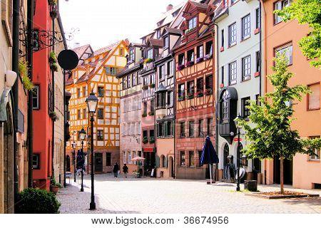 Old Town, Nuremberg