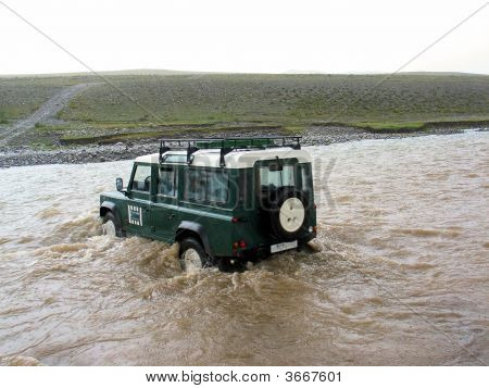 Not Last River Crossing For  Green Vehicle