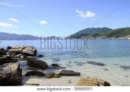 D Lagoon Bay In Perhentian Malaysia