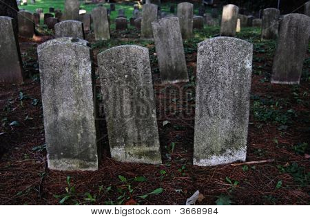 Small Pet Gravestones