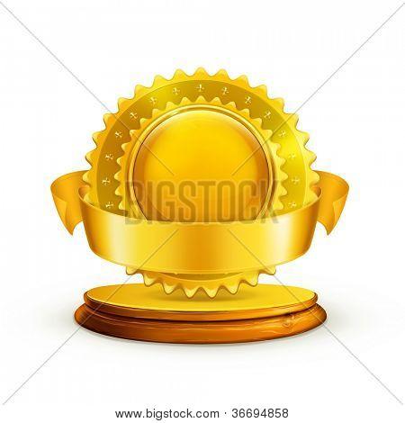 Gold award, bitmap copy