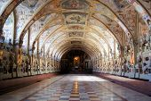 stock photo of munich residence  - The Hall of Antiquities - JPG