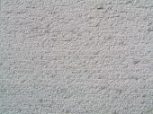 Textured White Brick Wall