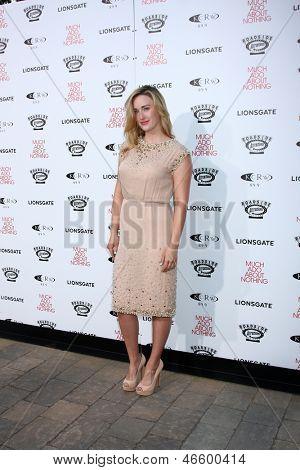 LOS ANGELES - JUN 5:  Ashley Johnson arrives at the