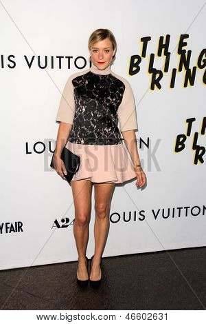 LOS ANGELES - JUN 4:  Chloe Sevigny arrivesa at the
