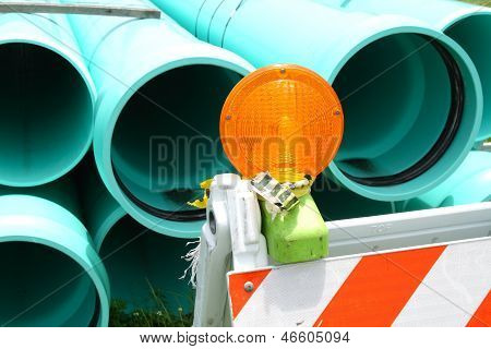 Sewer and water contruction