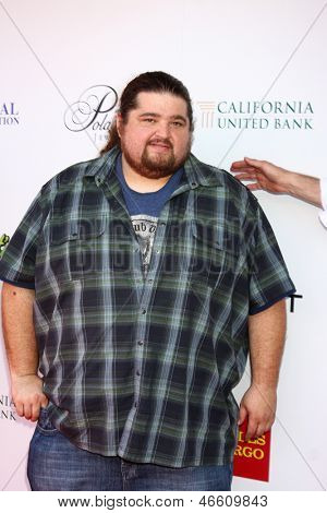 LOS ANGELES - JUN 8:  Jorge Garcia at the 2nd Annual T.H.E EVENT at the Calabasas Tennis and Swim Center on June 8, 2013 in Calabasas, CA