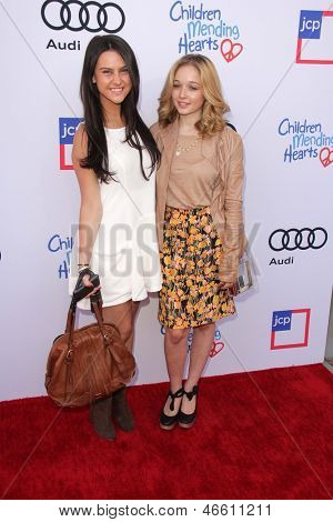 LOS ANGELES - JUN 8:  Jade Iovine, Carson Meyer arrives at the 1st Annual Children Mending Hearts Style Sunday at the Private Residence on June 8, 2013 in Beverly Hills, CA