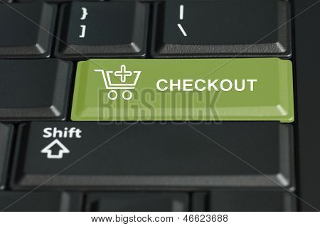 Checkout Button On Enter Key