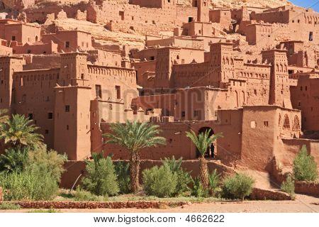Casbah Ait Benhaddou Marokko