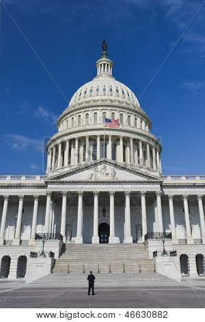 United States Capitol Building, Washington DC - United States