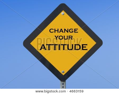 Attitude Sign