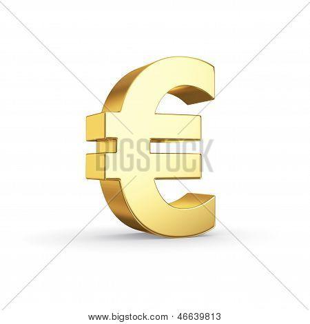Golden euro