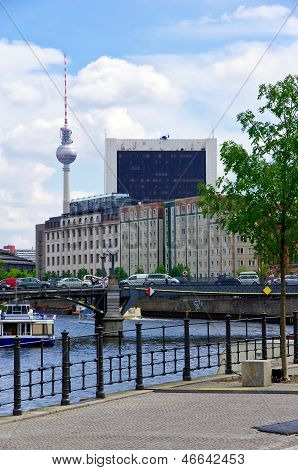 Berlin, Germany, The Television Tower