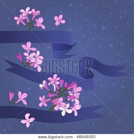 Lilac&ribbons