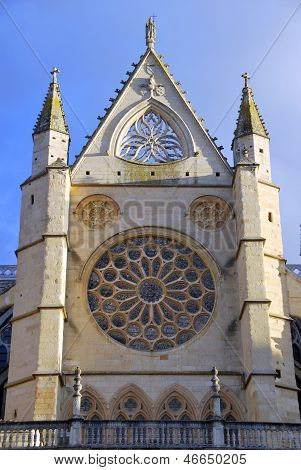 Cathedral Of Leon Rose Window
