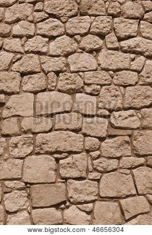Alte Mauer des natürlichen Stein Hintergrund
