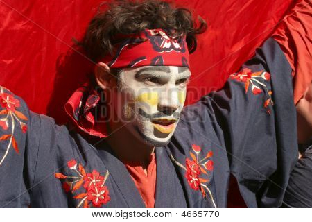 Actor As China Man