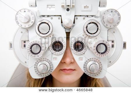 In ophthalmology labor