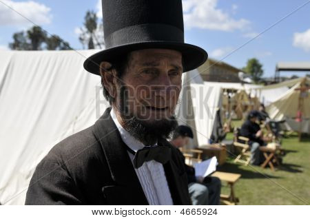 Civil War - Abraham Lincoln