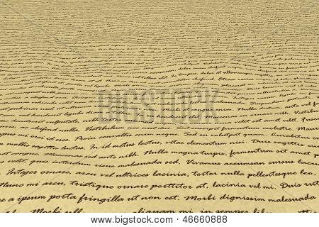 Manuscript - Lorem Ipsum