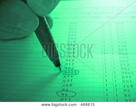 Analyzing A Numbers Column