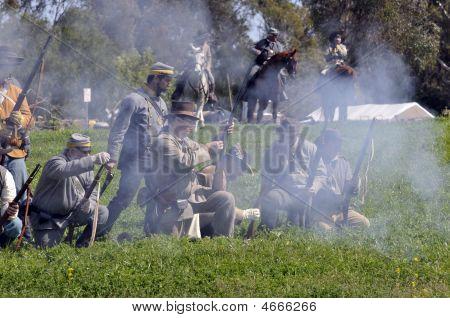 Haze Of Battle