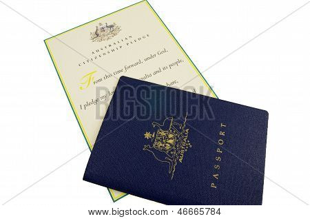 passport and citizenship pledge