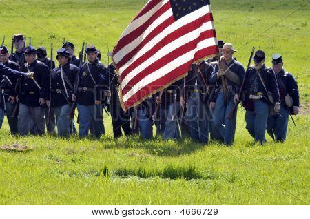 Civil War - Union Troops