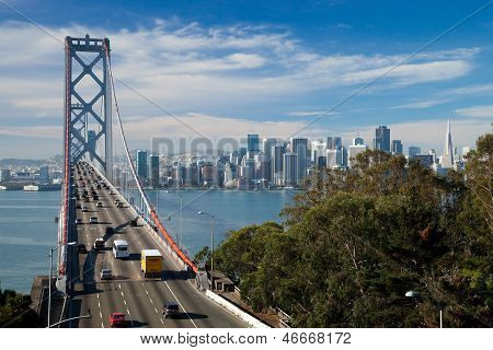 San Francisco - The Bay Bridge