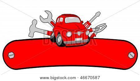Garage car service