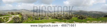 Panorama de Samaria