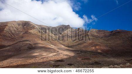 Southern Fuereteventura ,  Mountain Range