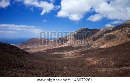 Southern Fuereteventura , Gran Valle