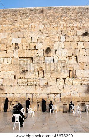 Wailing Wall Israel
