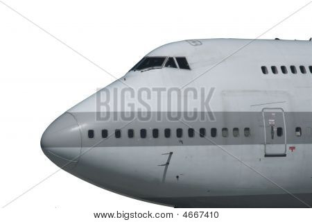 Isolated Jet Liner