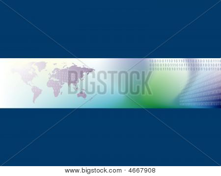 Webpage Business Header